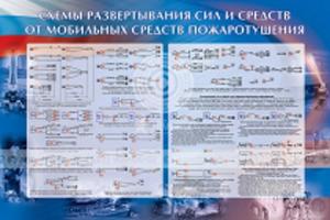 Стенды для Армии и МЧС РФ